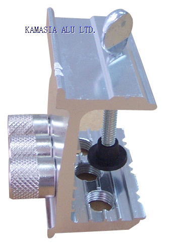 Aluminum fabricated tools